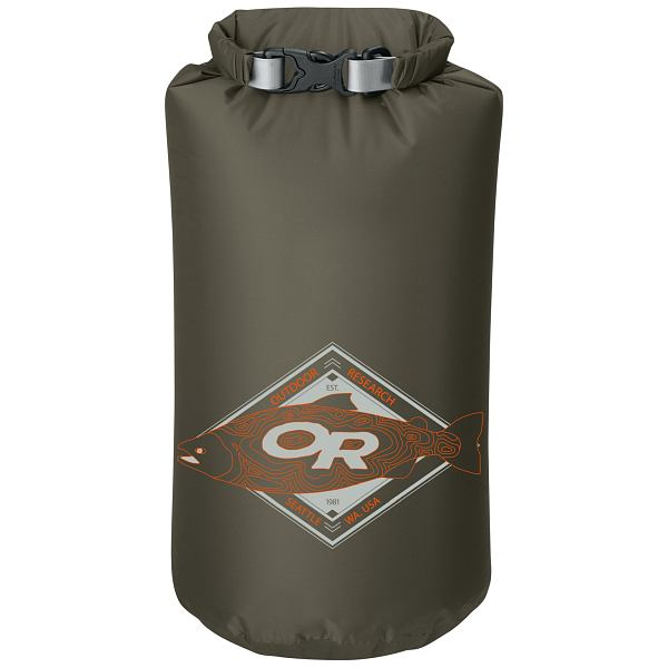 20 L Graphic Dry Sack - King Topo