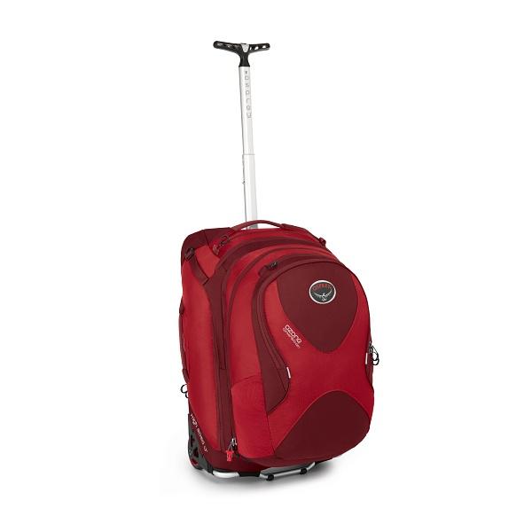 Ozone Convertible 22  Wheeled Luggage