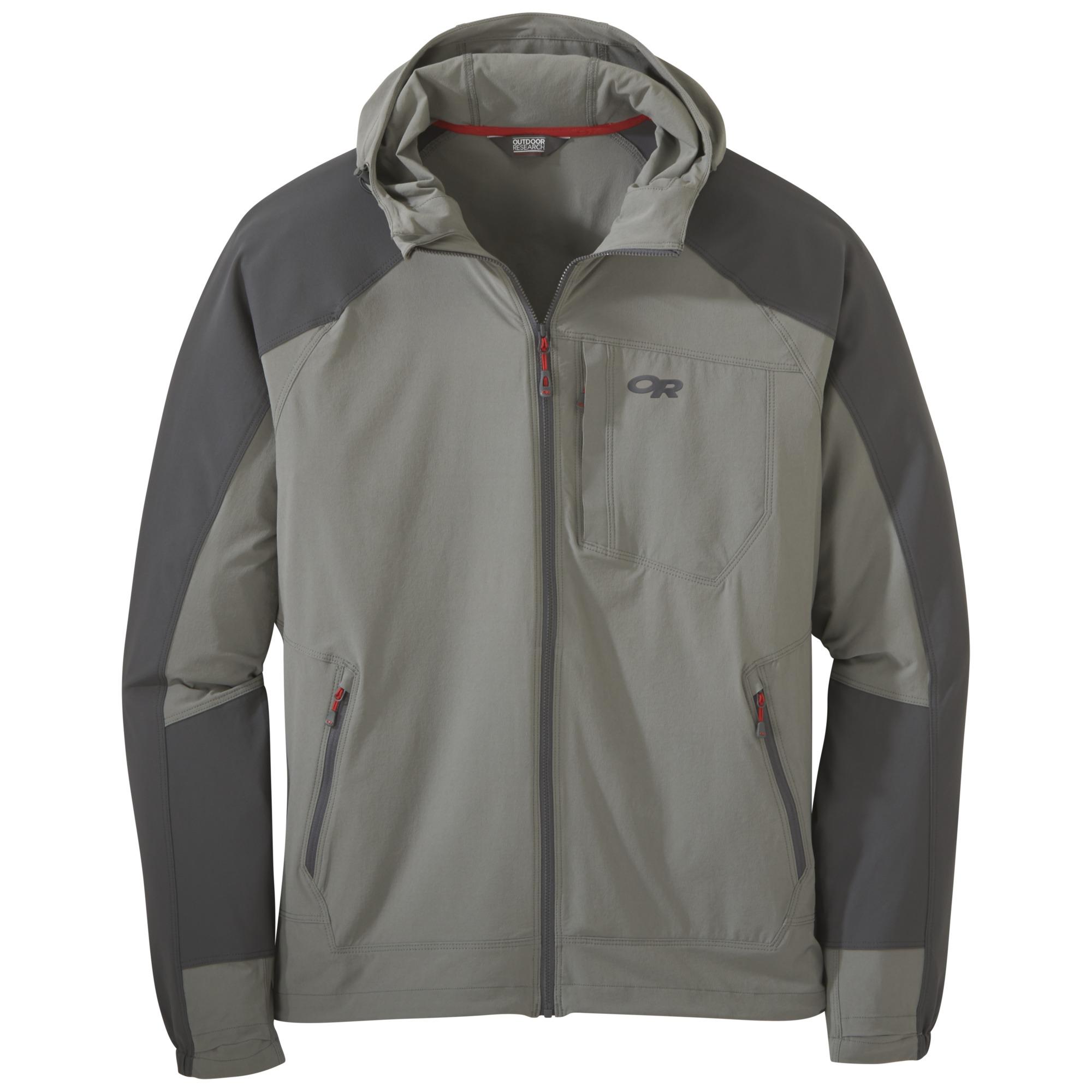 Ferrosi Hooded Jacket -Men's
