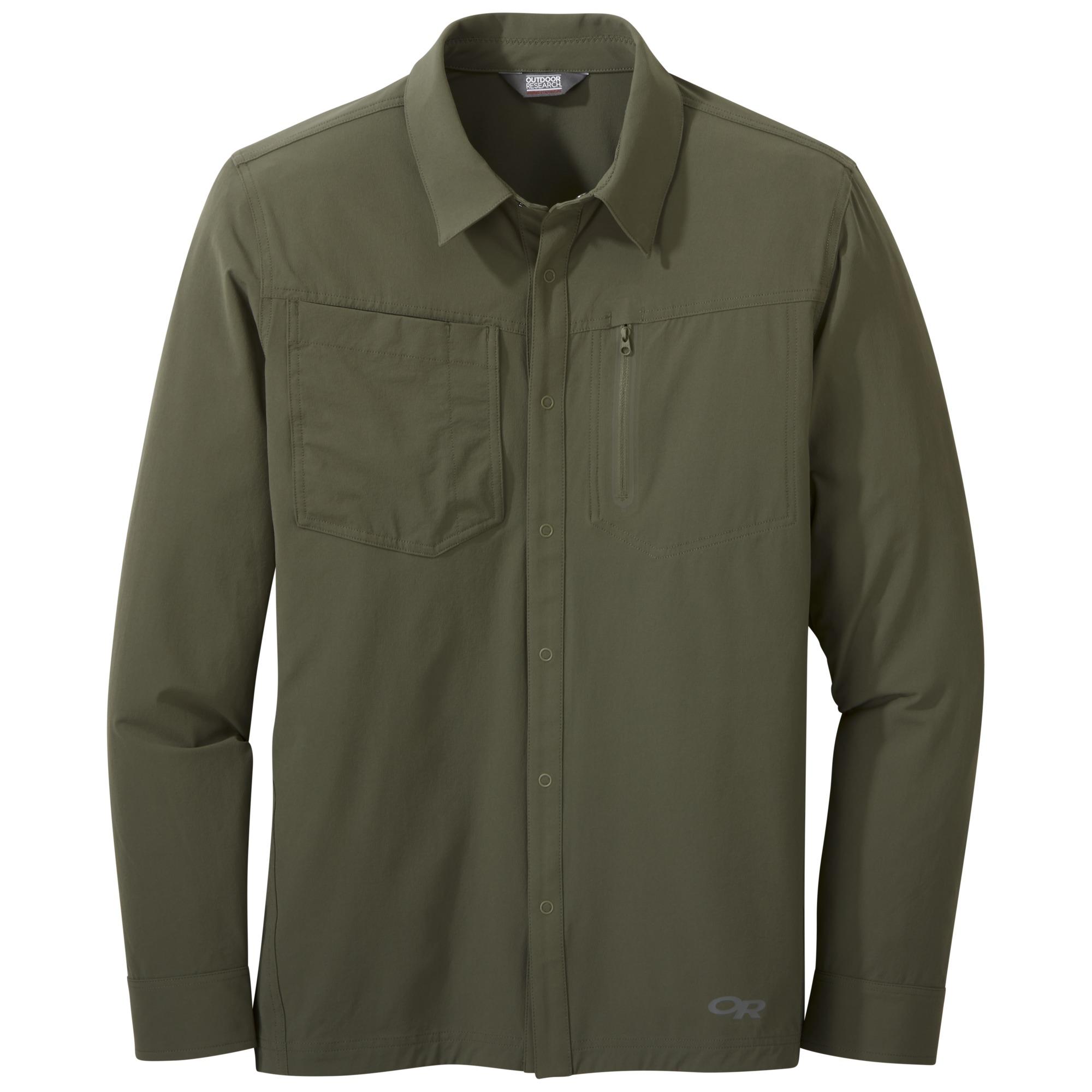 Ferrosi Shirt Jacket - Men's
