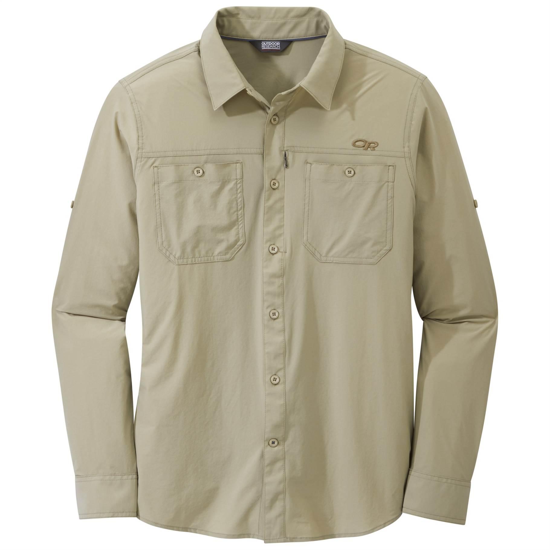 Wayward Shirt Long Sleeve - Men's