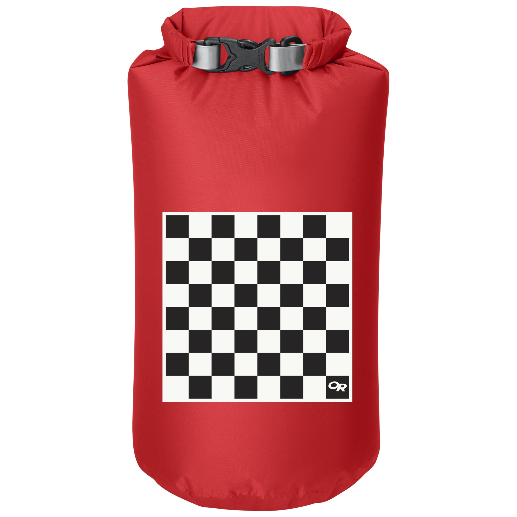 Graphic Dry Sack 35L Checkers