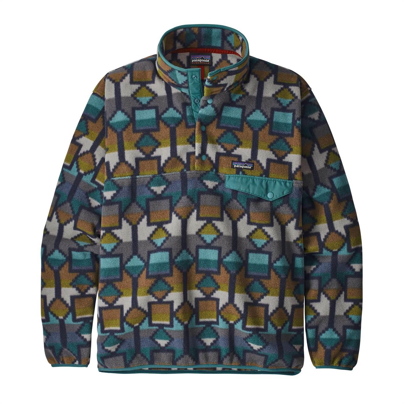 Lightweight Synchilla Snap T Pullover - Men's