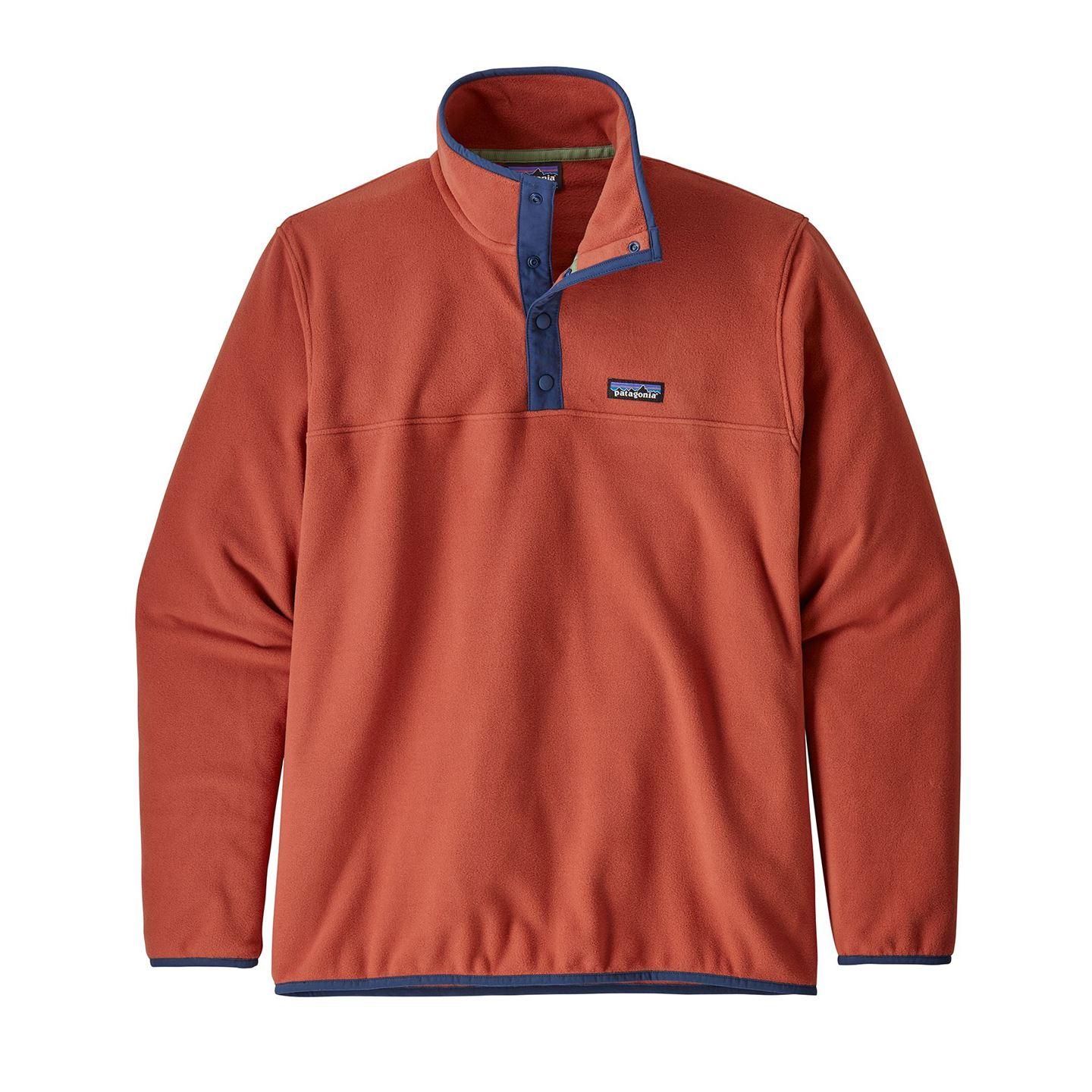 Micro D Snap T Pullover - Men's