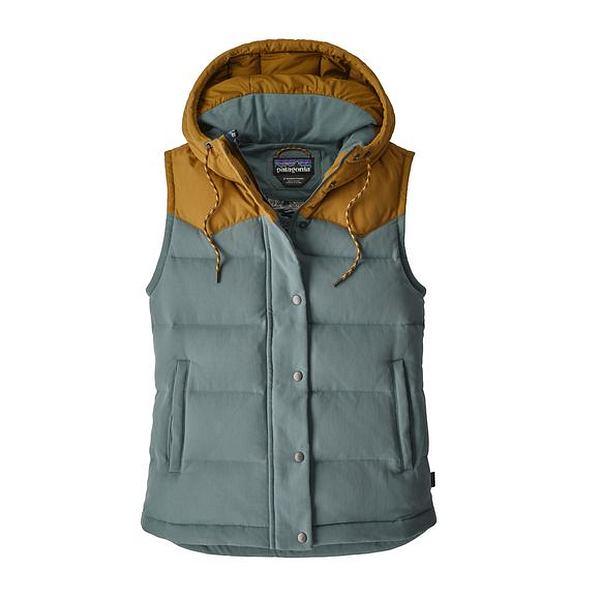 Bivy Hooded Vest - Women's