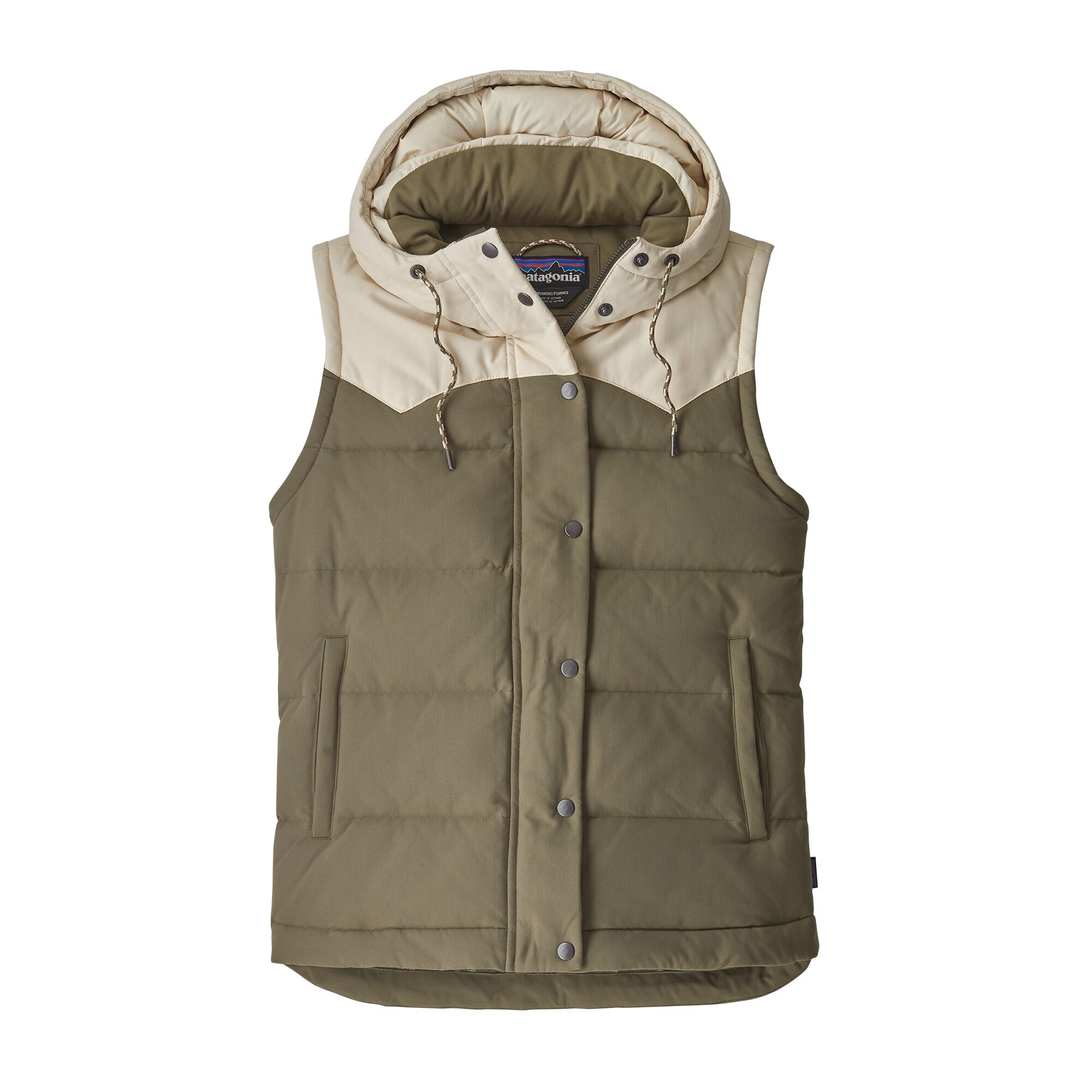Bivy Hooded Vest - Women's