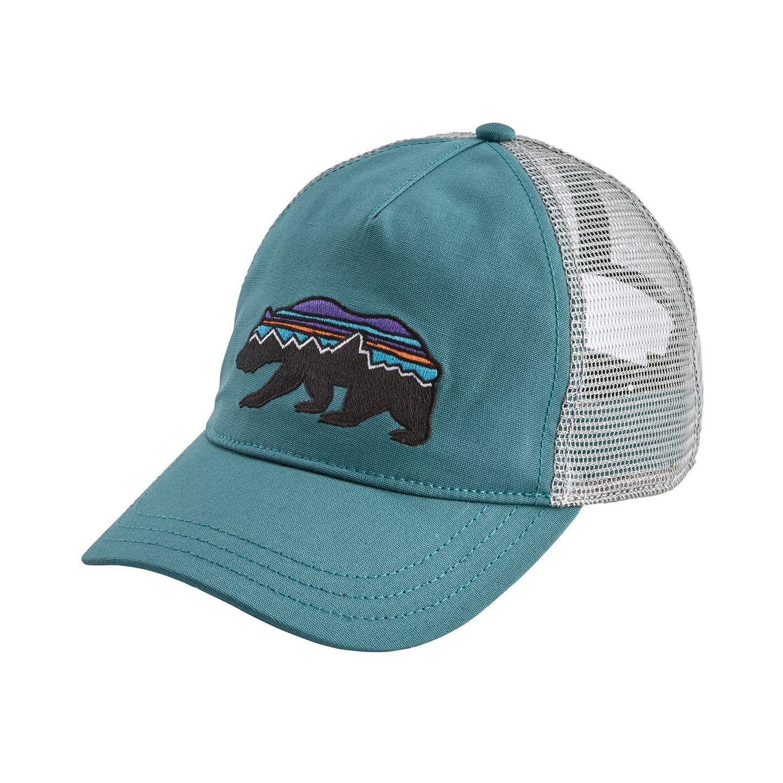 Fitz Roy Bear Layback Hat - Women's