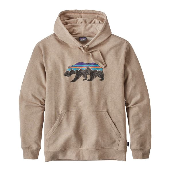 Fitz Roy Bear Midweight Hoody - Men's