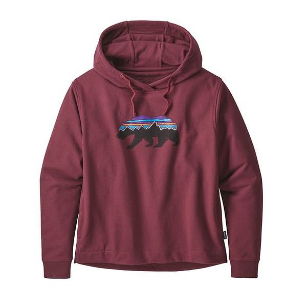 Fitz Roy Bear Uprisal Hoody - Women's