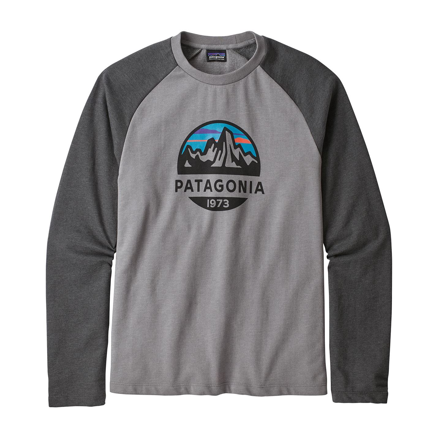 Fitz Roy Scope Lightweight Crew Sweatshirt - Men's