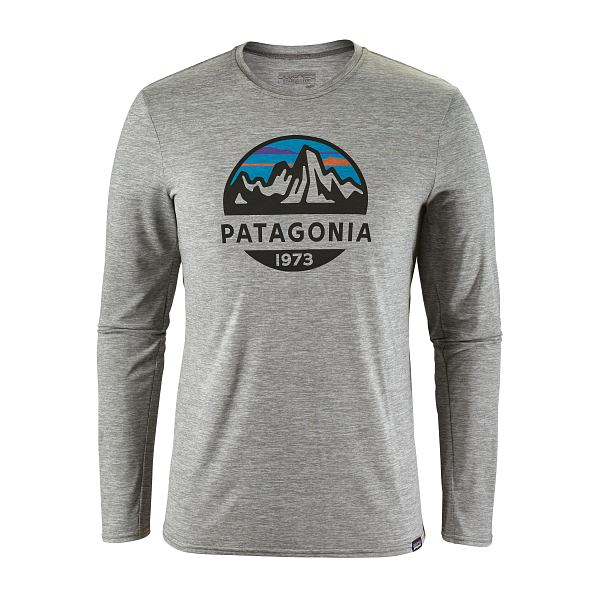 Cap Daily Graphic Tee Long Sleeve - Men's