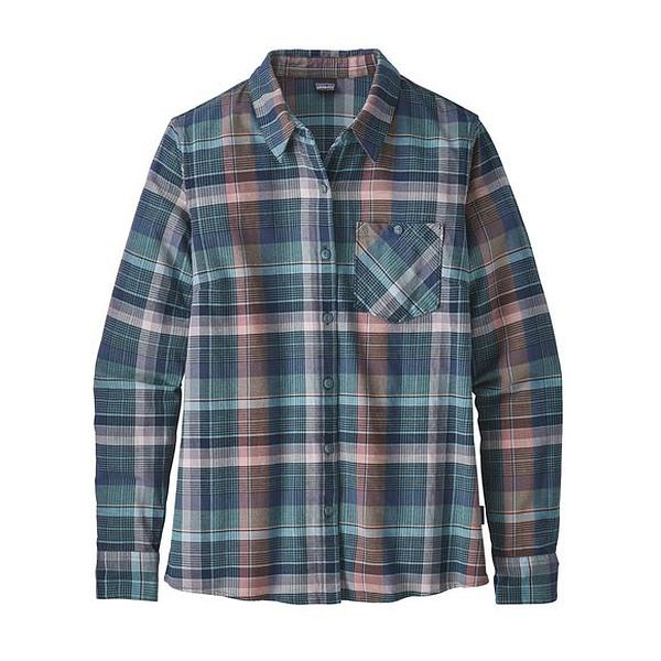 Heywood Flannel Shirt Long Sleeve - Women's