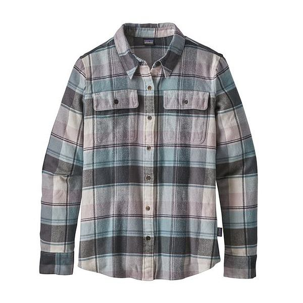 Fjord Flannel Shirt Long Sleeve - Women's