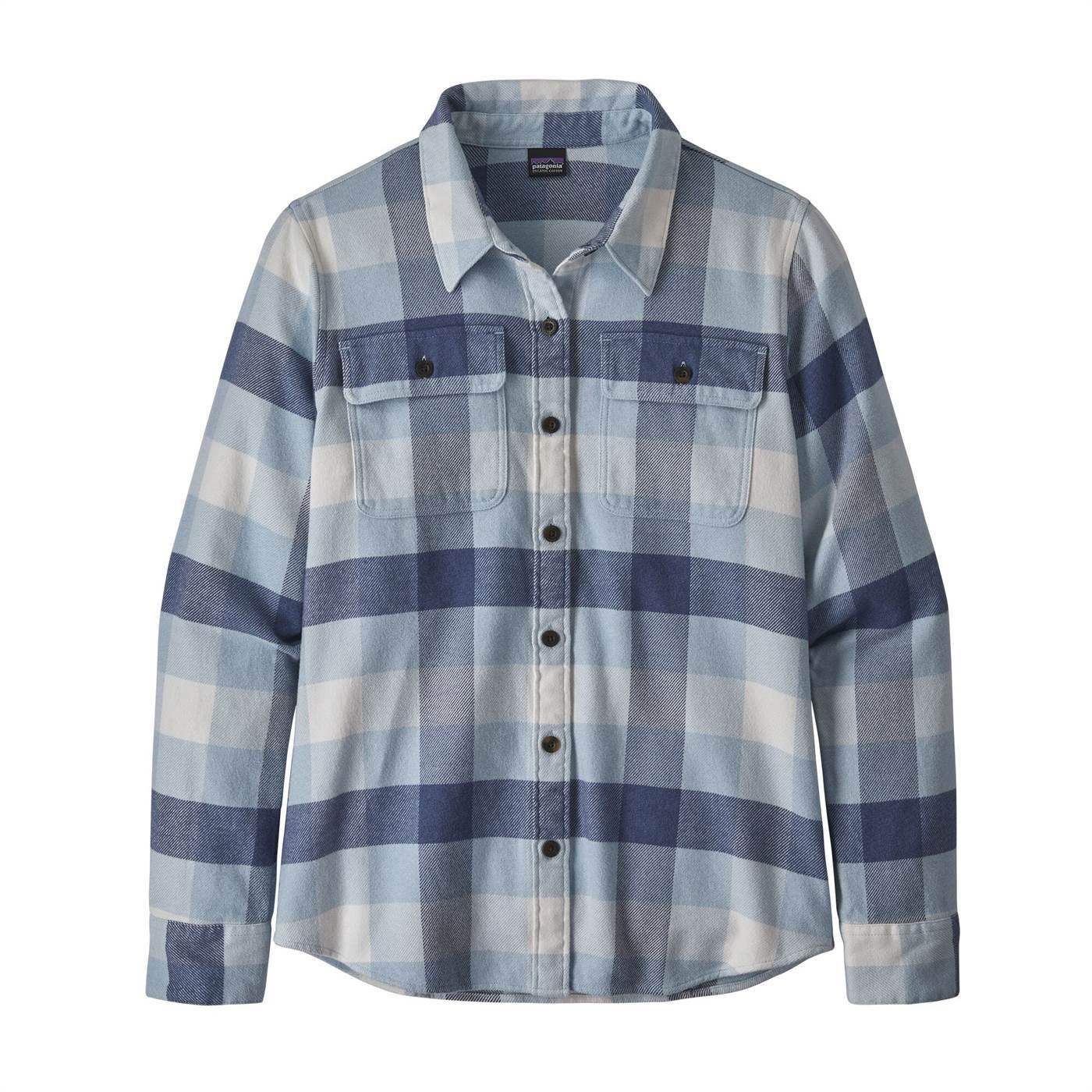 Fjord Flannel Shirt Long Sleeve - Women's