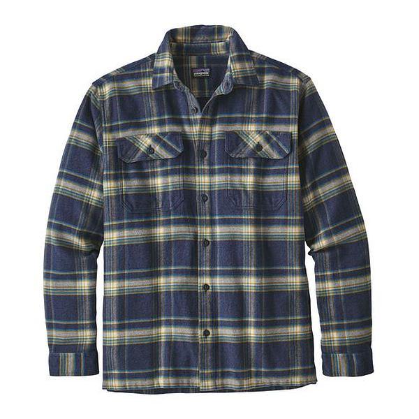 Fjord Flannel Shirt Long Sleeve - Men's