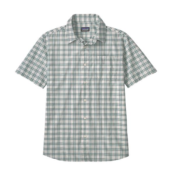 Fezzman Reg Fit Shirt Short Sleeve - Men's