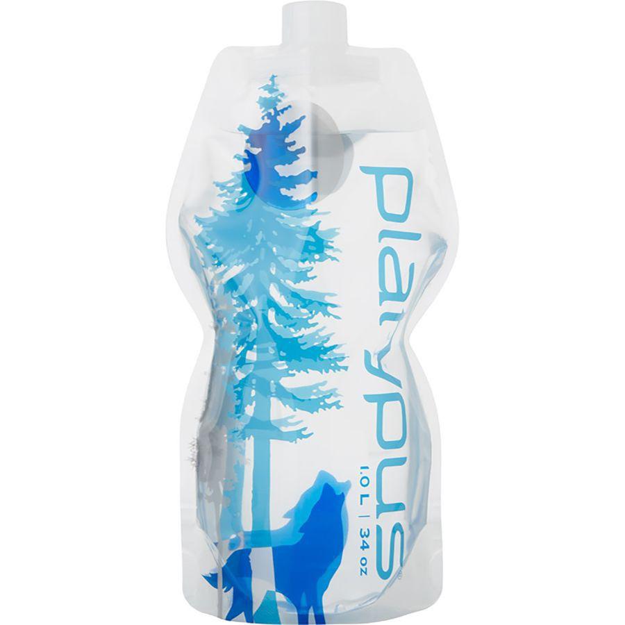 SoftBottle 1L PP Wild Blue