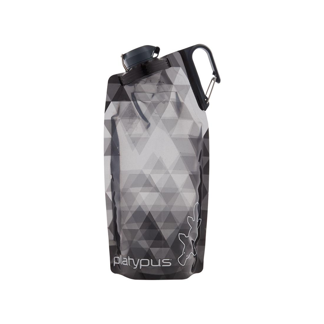 DuoLock Soft Bottle 1 L - Gray Prisms