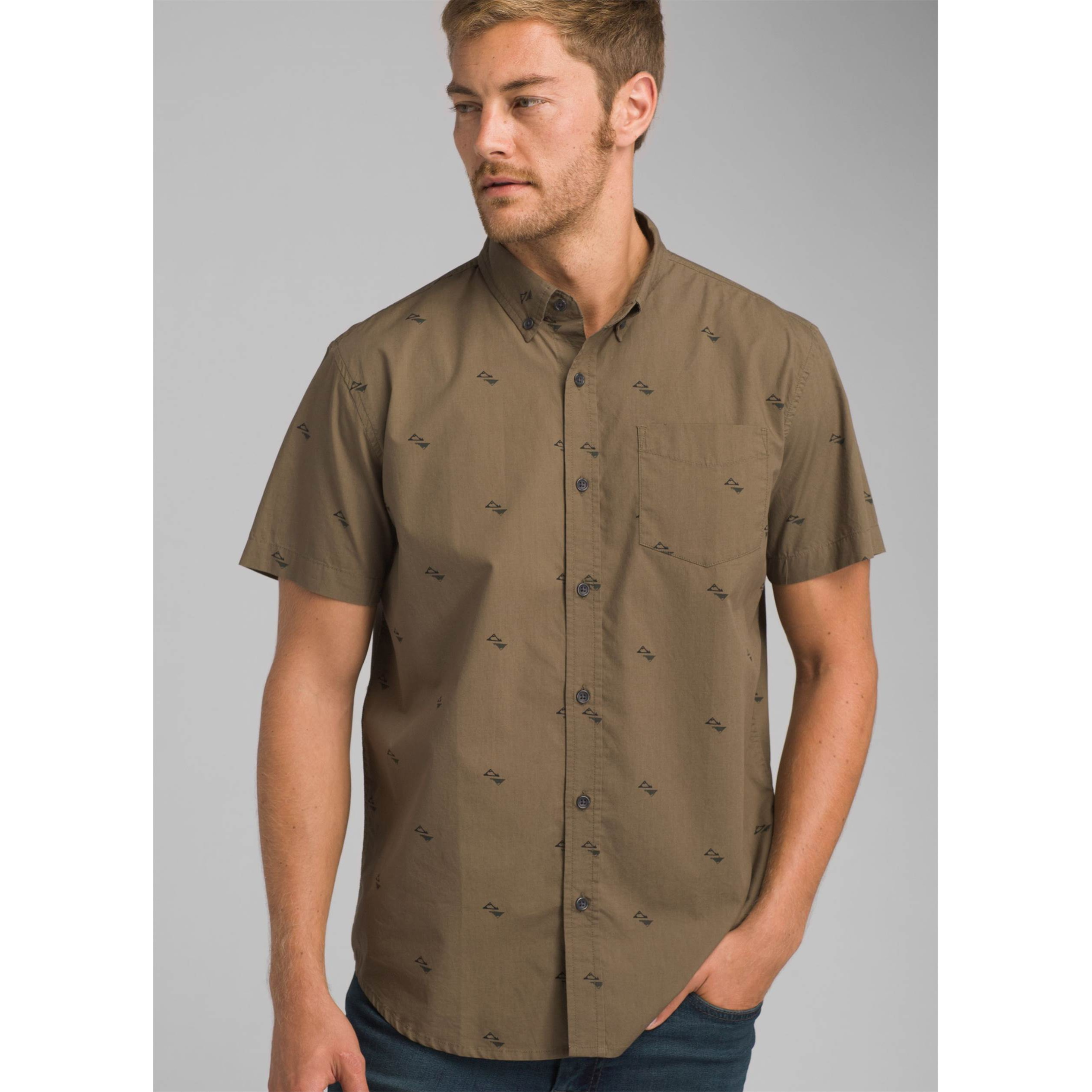 Broderick Shirt Short Sleeve - Men's