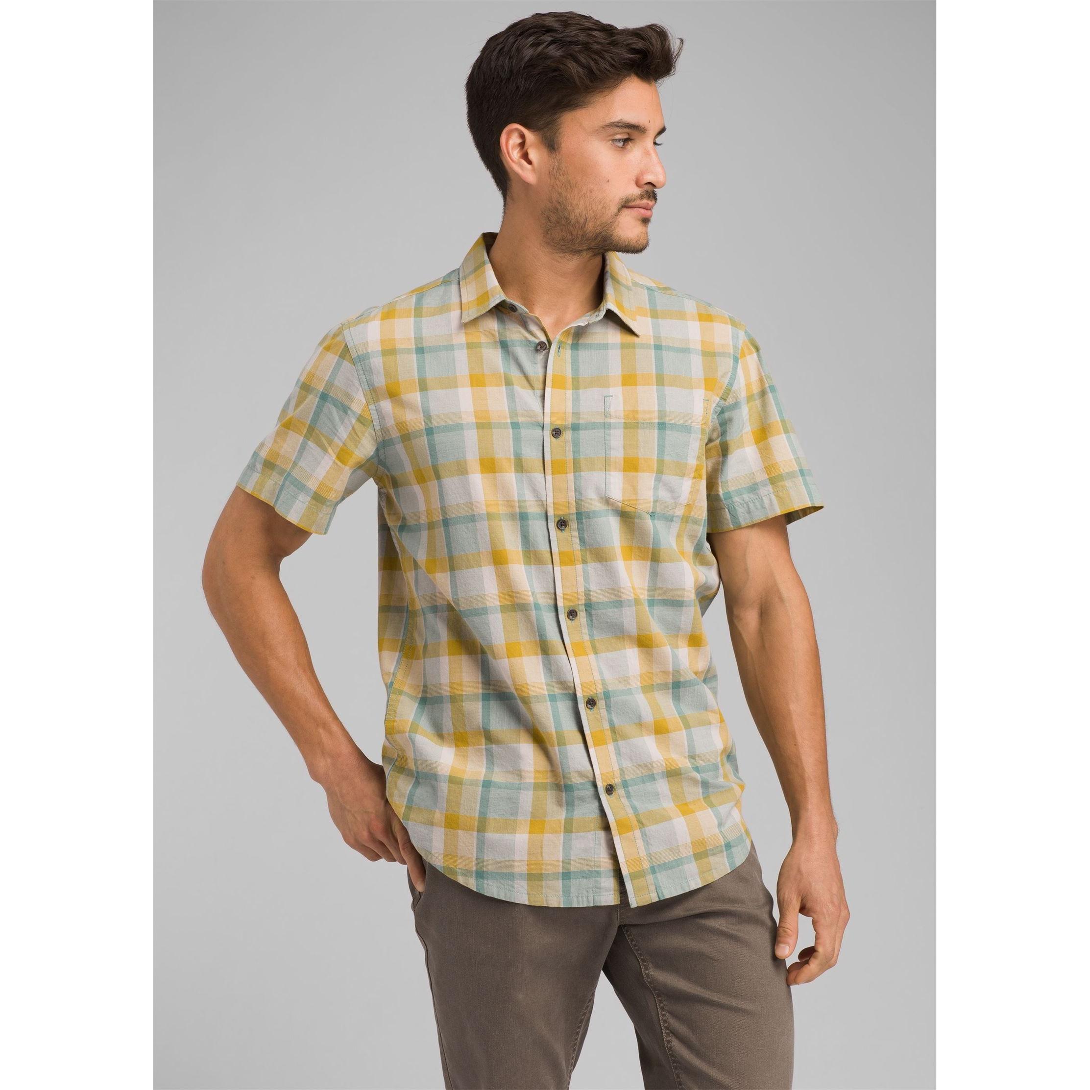 Bryner Shirt Short Sleeve - Men's