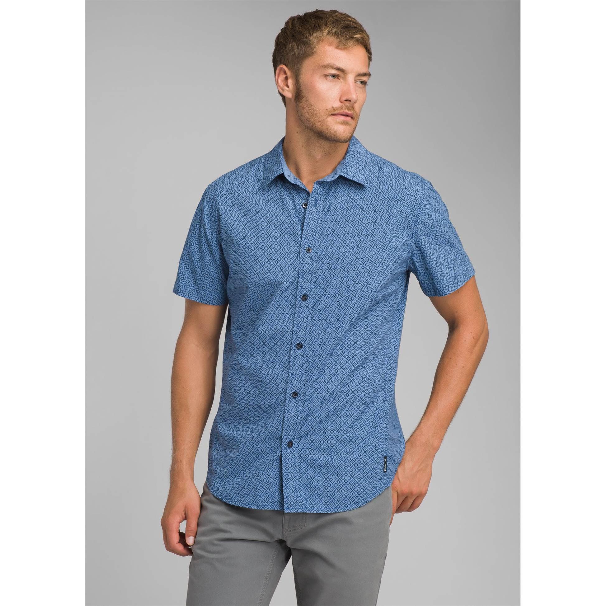 Ulu Shirt Short Sleeve - Men's