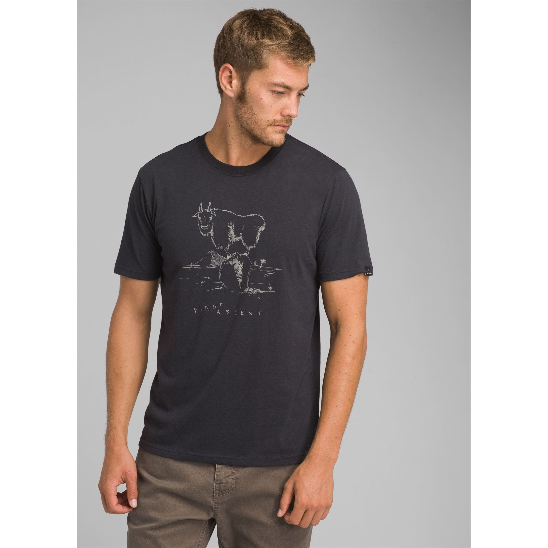Flatrock T Shirt Short Sleeve - Men's