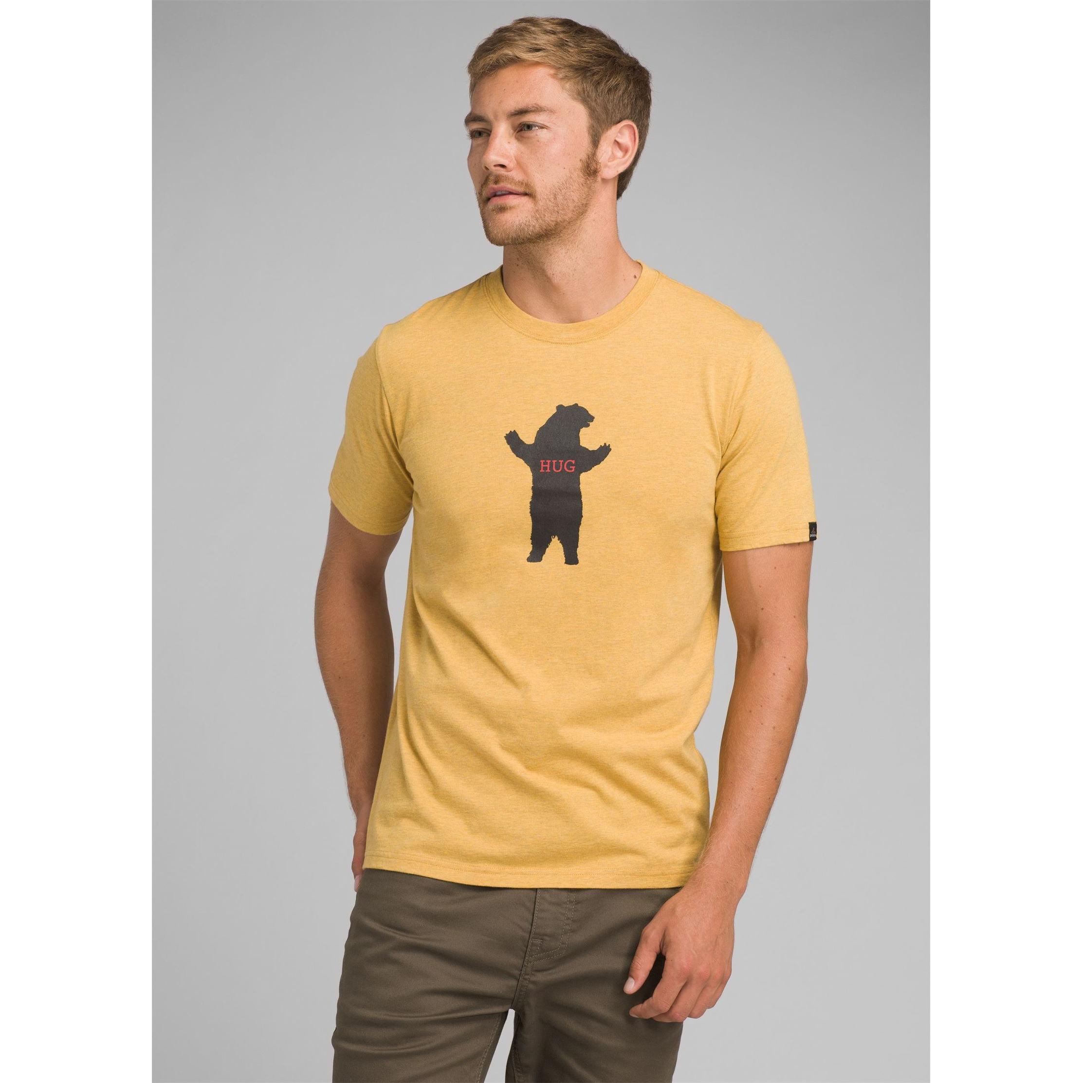 Bear Hug T Shirt Short Sleeve - Men's