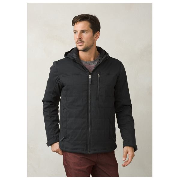 Zion Quilted Jacket - Men's