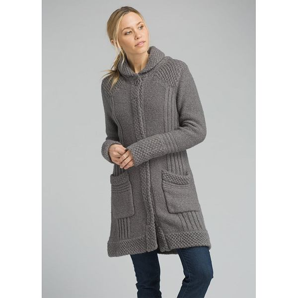Elsin Sweater Coat - Women's