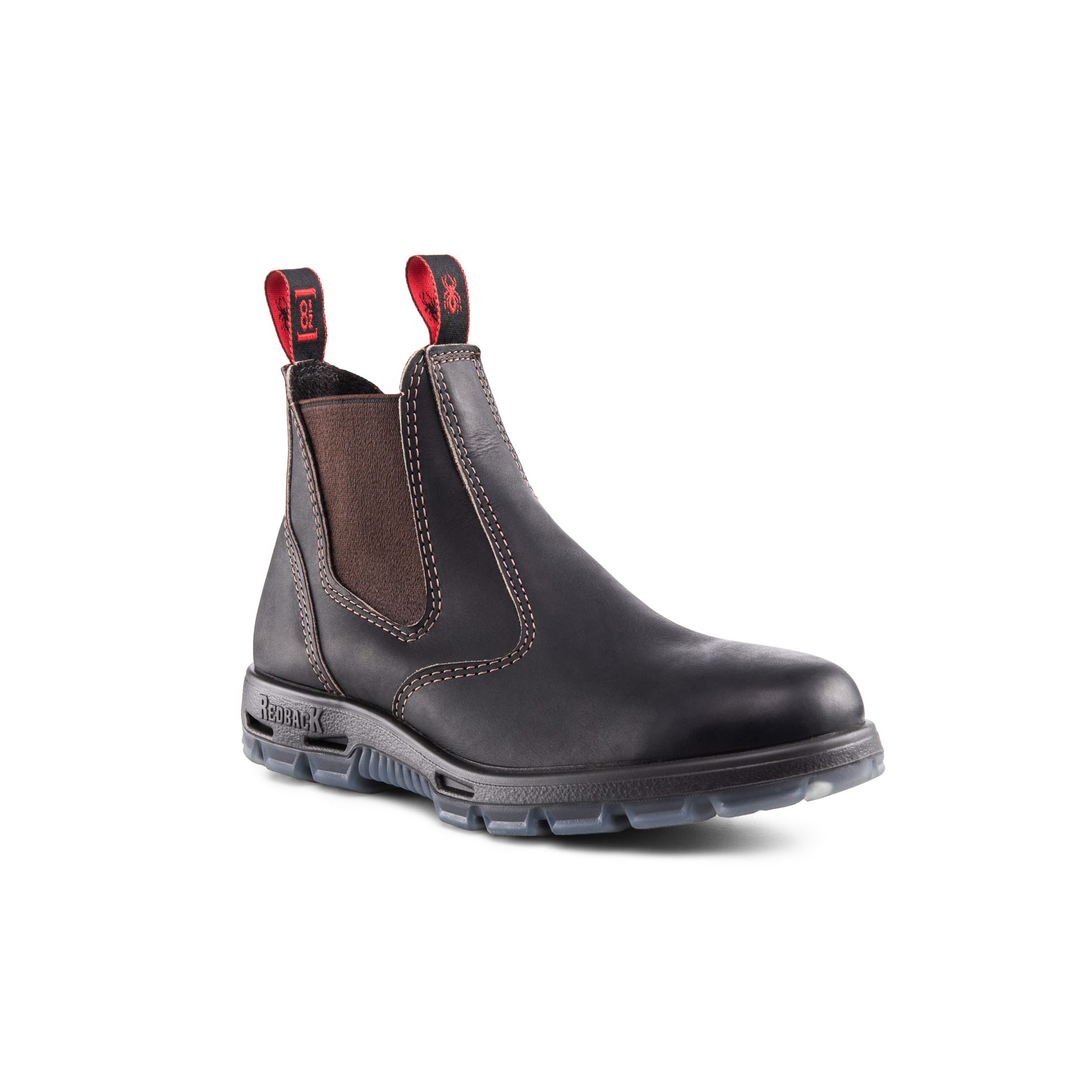Bobcat Soft Toe Boot Claret - Men's