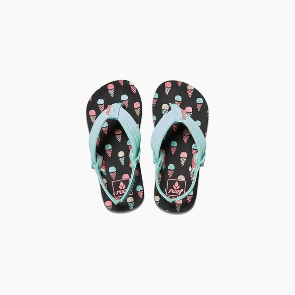 Little Ahi Flip Flop - Girls'