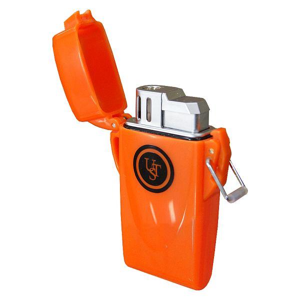 Floating Lighter Orange