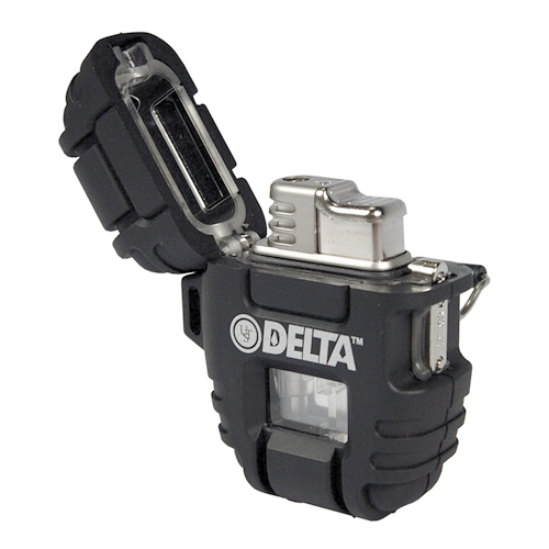 Delta Lighter Black