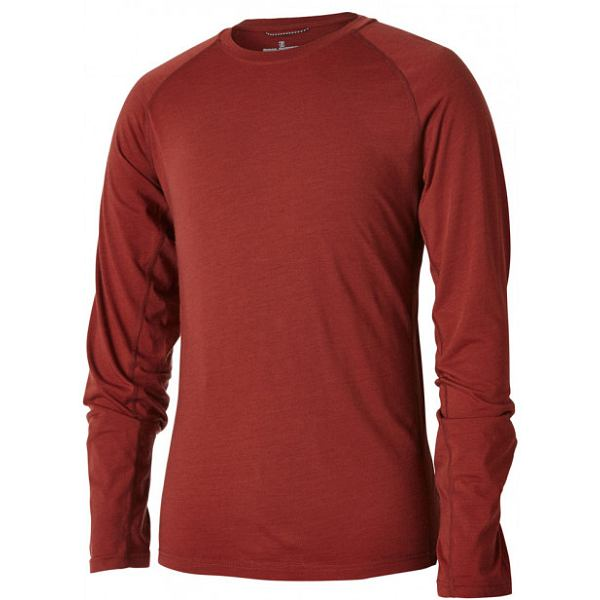 Merinolux Crew Long Sleeve - Men's