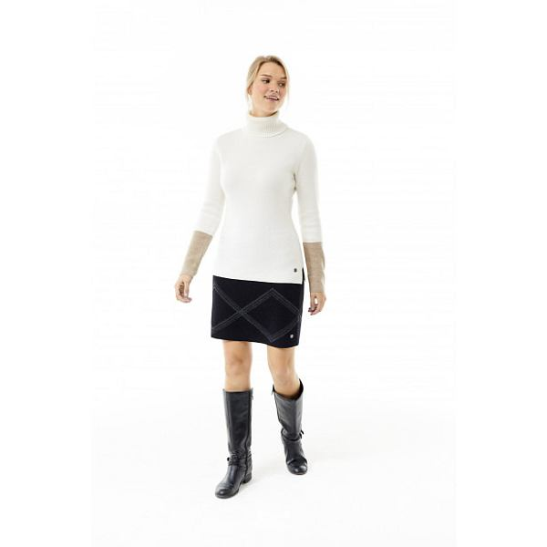 All Season Merino Turtleneck - Women's