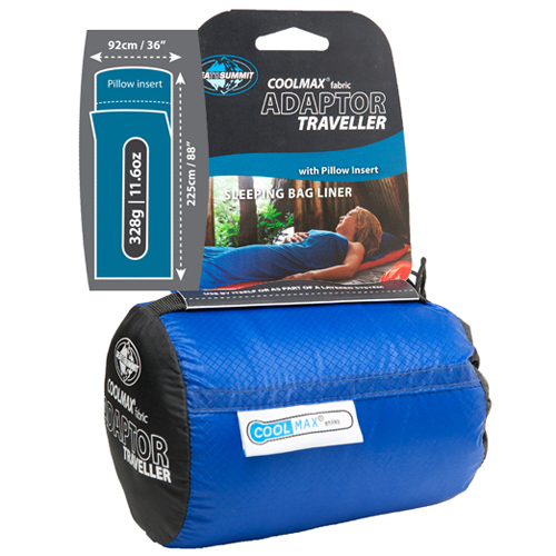 Coolmax Adaptor Traveller