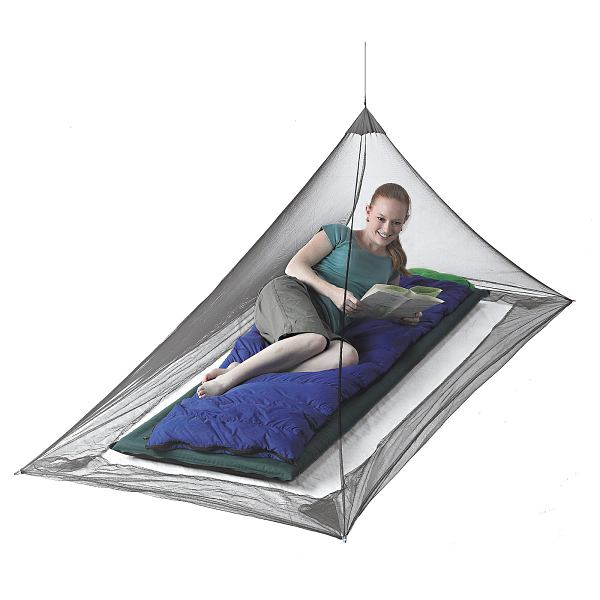 Single Nano Pyramid Shelter