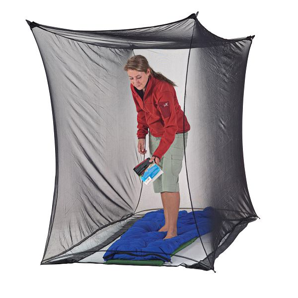 Box Net Shelter Single