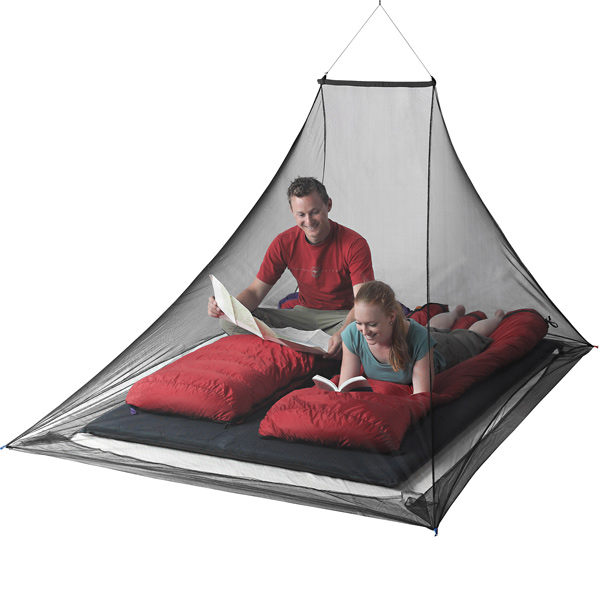 Pyramid Net Shelter Double