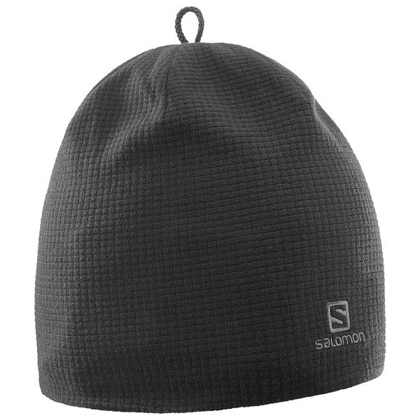 RS Warm Beanie Black