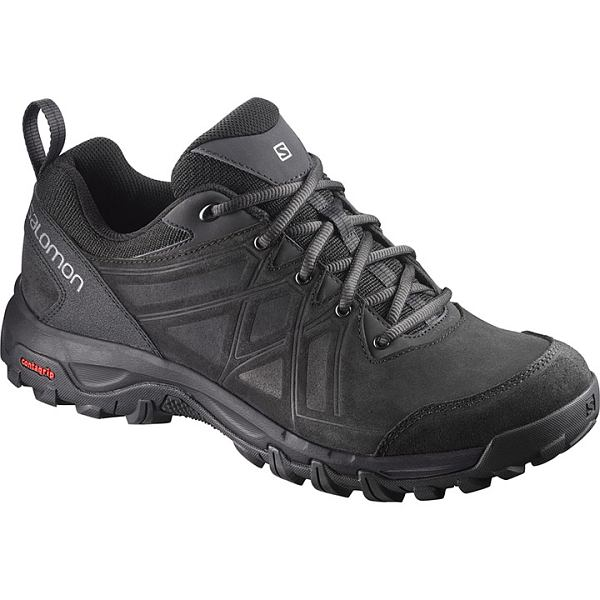 Evasion 2 Leather Black - Men's
