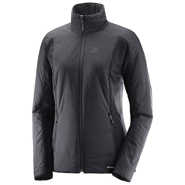 Drifter Mid Jacket Graphite - Women's