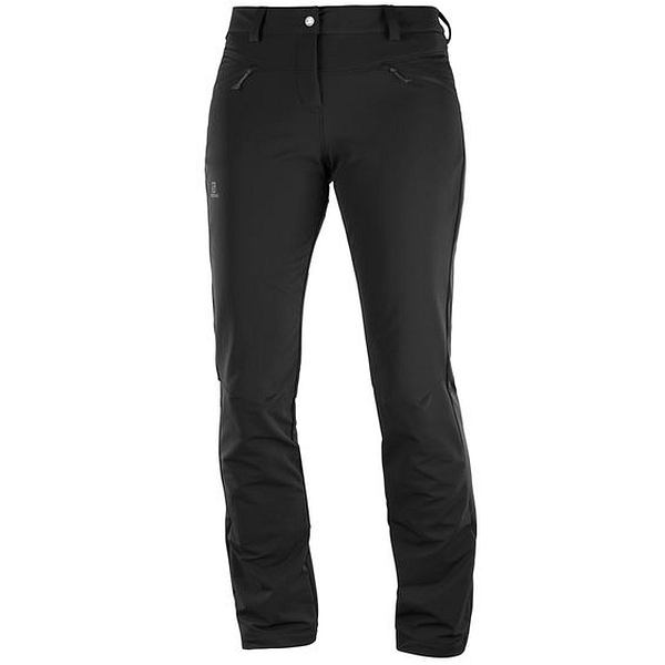 Wayfarer Warm Pant Black - Women's