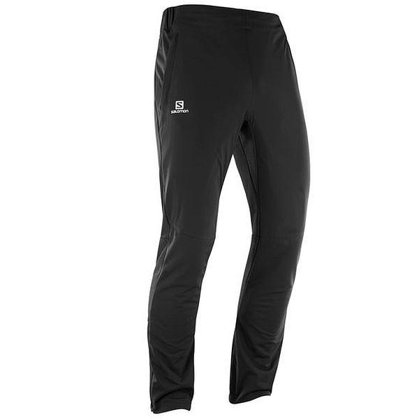 Agile Warm Pant Black - Men's