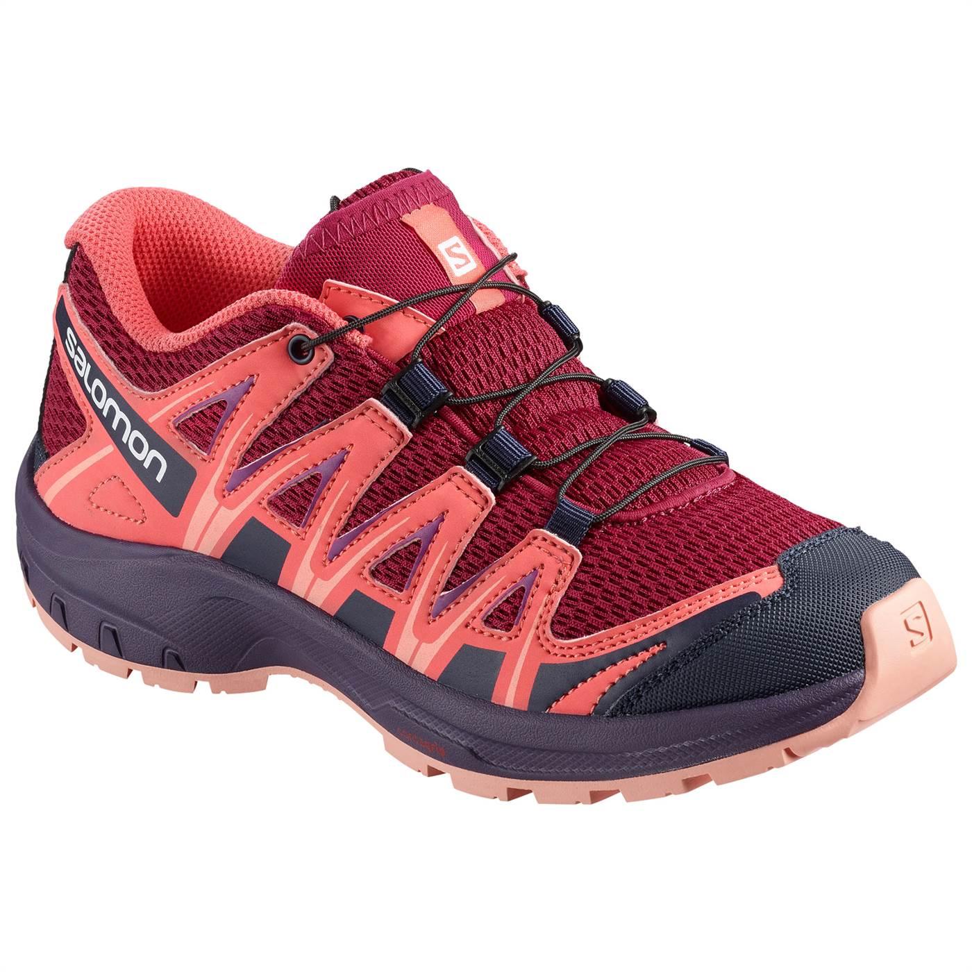 XA Pro 3D Shoe Cerise - Kids'