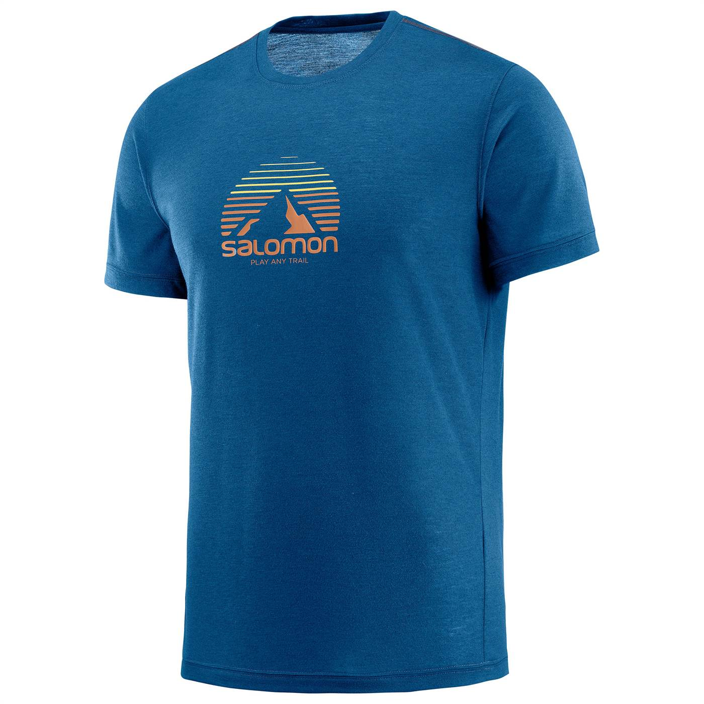 Explore Graphic Tee Short Sleeve Poseidon - Men's