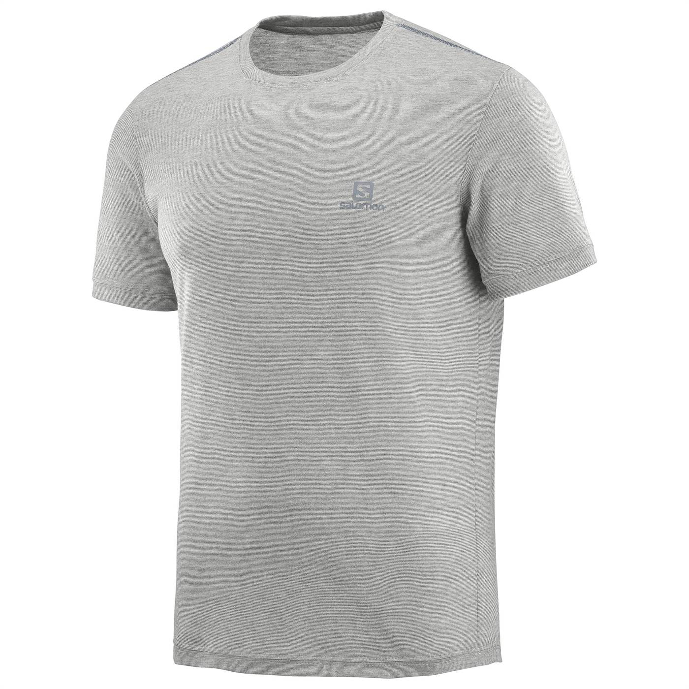 Explore Tee Short Sleeve Light Grey - Men's