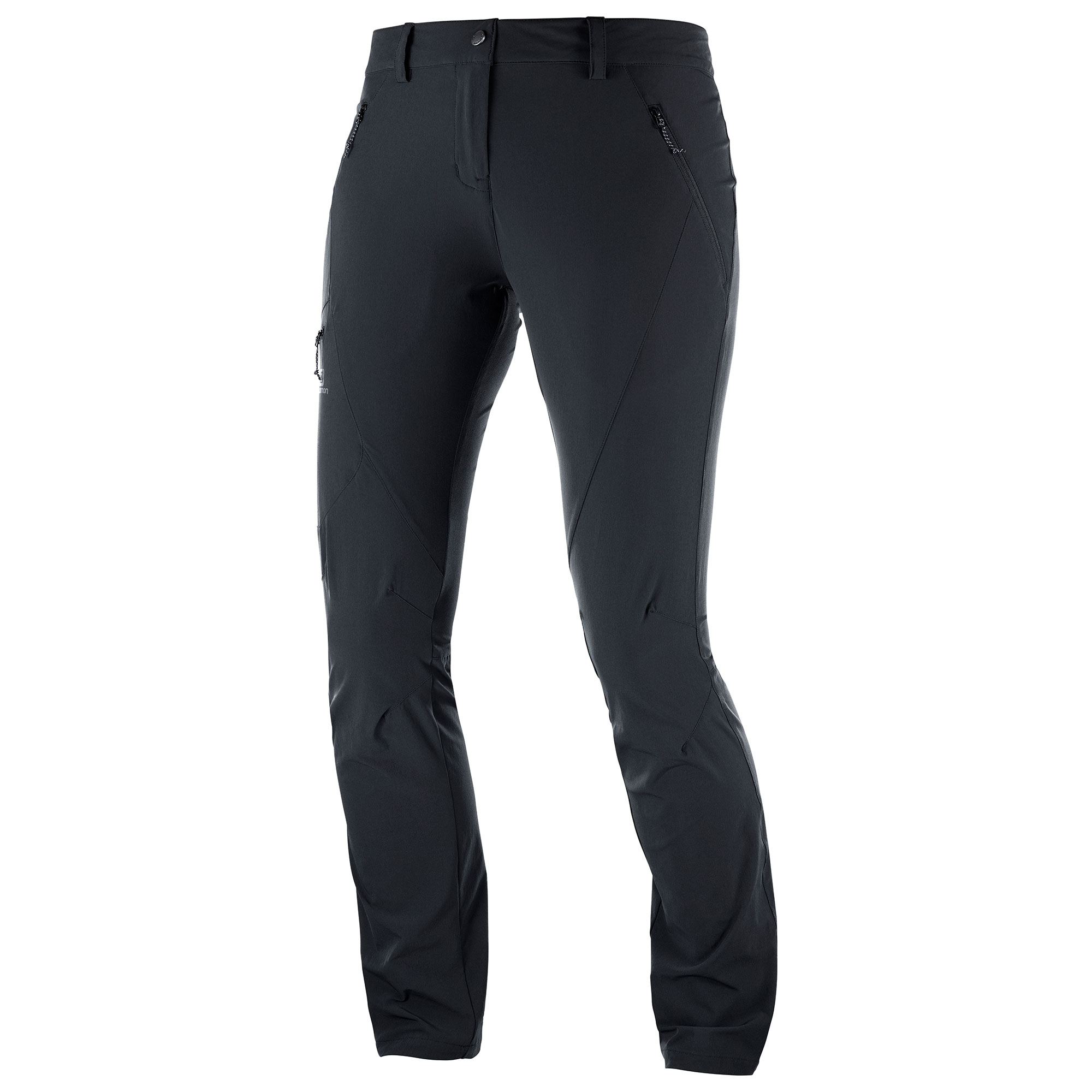 Wayfarer Tapered Pant Black - Women's