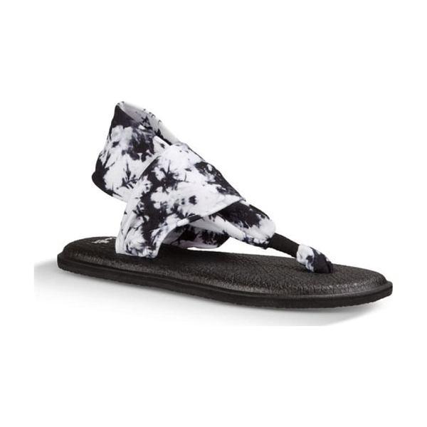 Yoga Sling 2 Print Sandal - Women's