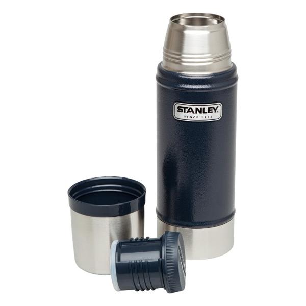 16 oz Classic Vacuum Bottle Navy